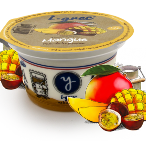 Yaourt I-Grec Mangue & Fruit de la Passion
