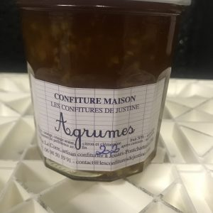 Confiture Agrumes