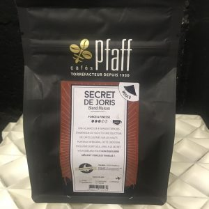 Café Pfaff Secret de Joris moulu