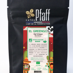 Café Pfaff El Greengo en grains